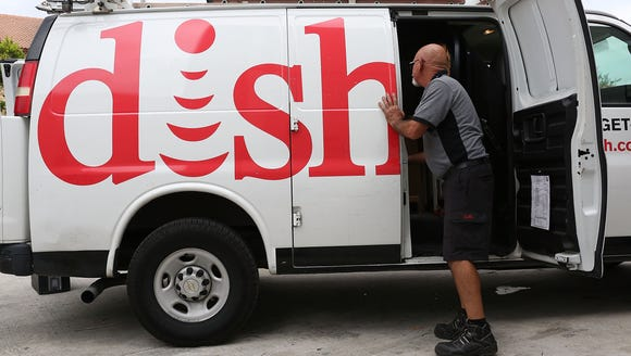 Dish lost 341,000 subscribers in the third quarter.