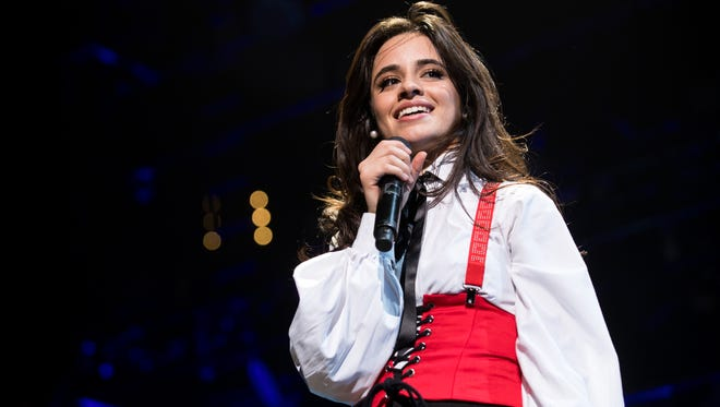 Ex-Fifth Harmony member Camila Cabello, 20, will release her debut album 'Camila' on Friday.