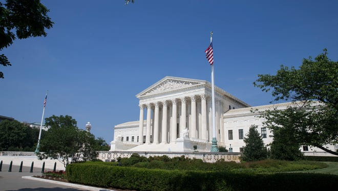 The Supreme Court will hear a Washington state case dealing with salmon habitat.