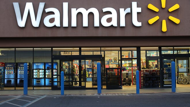 Walmart has announced an increase to its minimum wage and a series of bonuses in light of the Republican tax bill, but the bulk of its corporate tax cut still won't trickle down to its workers. (Dreamstime/TNS)