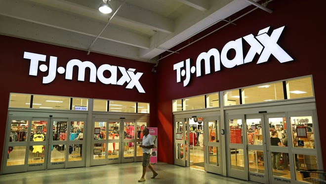 T.J. Maxx is one of the retailers that is growing at a time when many are closing stores and struggling.