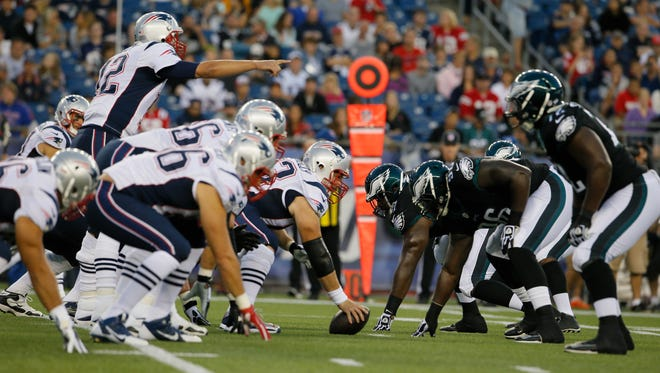 The New England Patriots and the Philadelphia Eagles will meet in Super Bowl LII.