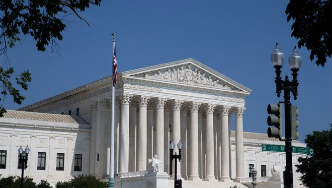 The Supreme Court ruled in a case challenging government monitoring of citizens through cellphone location data.