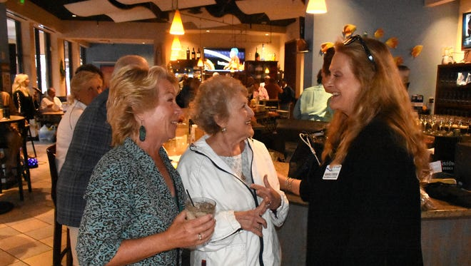 The first Happy Hour for Hope of 2018 was Monday, Jan. 29 at CJ's on the Bay in The Esplanade.