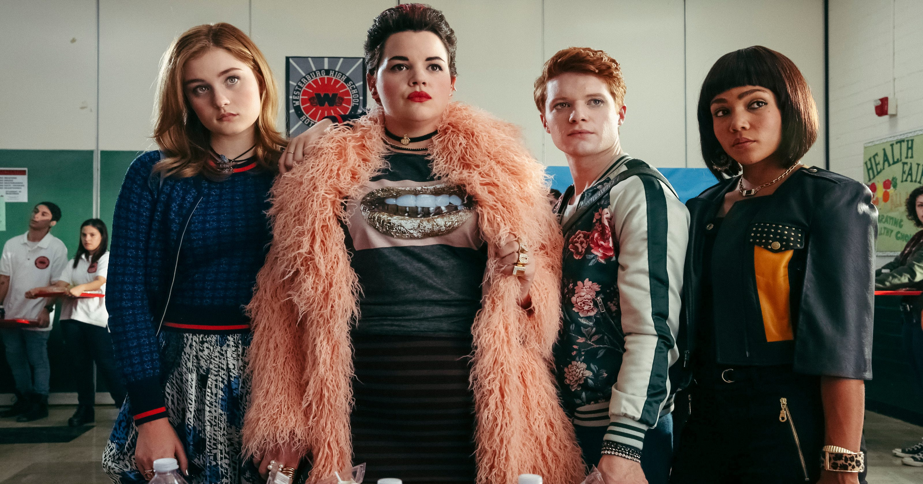 Paramount's problematic 'Heathers' TV show should've just ...