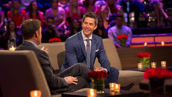 Arie Luyendyk Jr. on 'The Bachelor.'