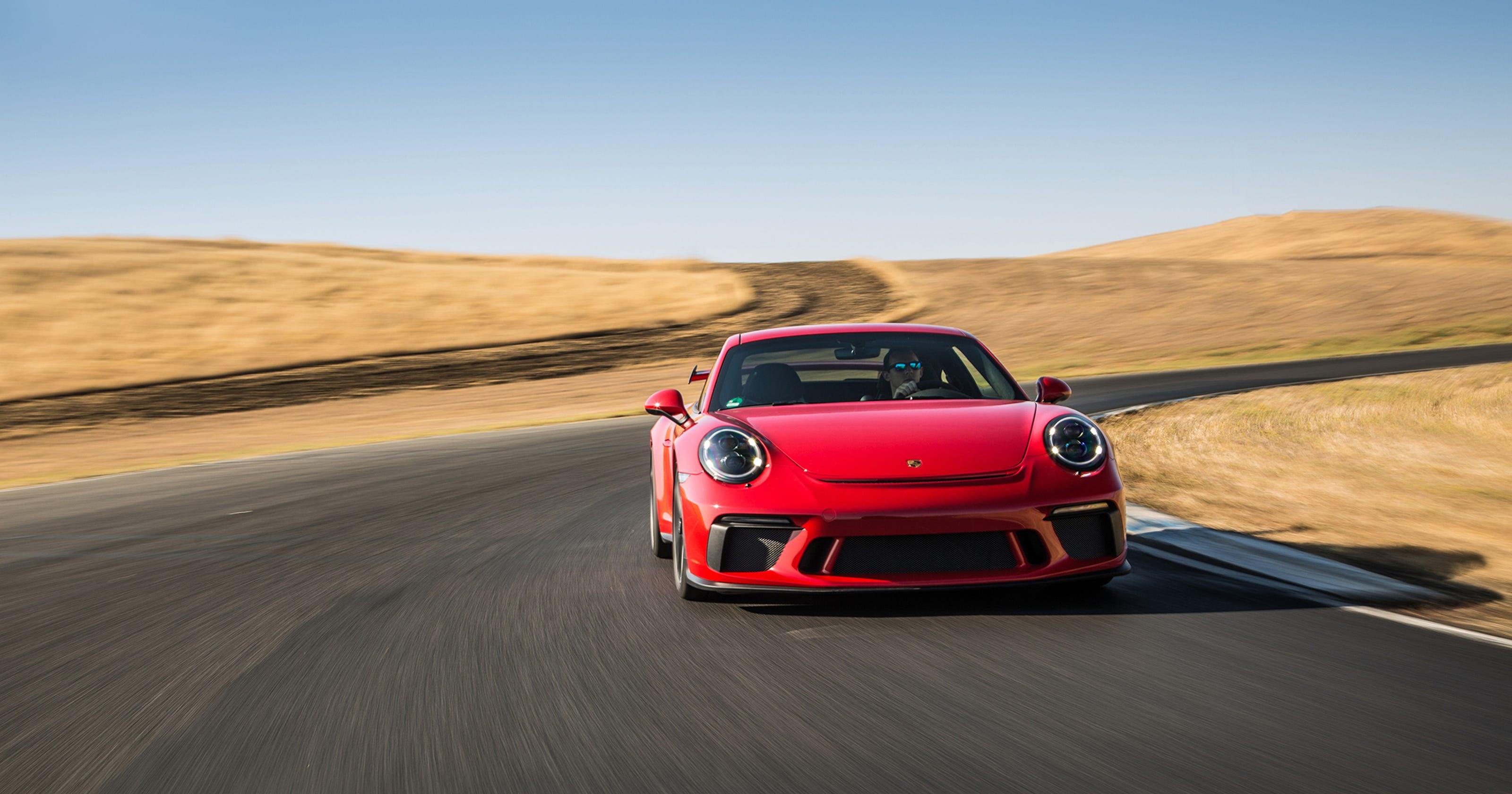Review: 2018 Porsche 911 GT3, drive it like you stole it