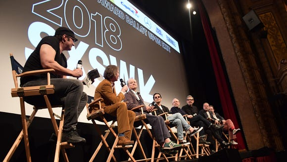 'Isle of Dogs' panel at SXSW: Moderator Robert Rodriguez