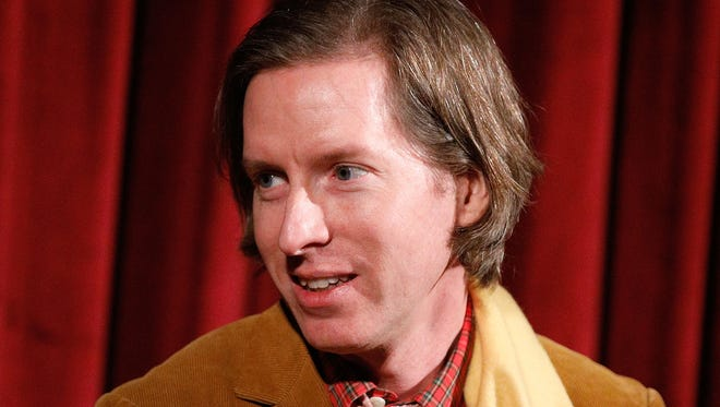 "Wes Anderson appears at a screening of ""Isle of Dogs"" on March 22, 2018, in New York City."
