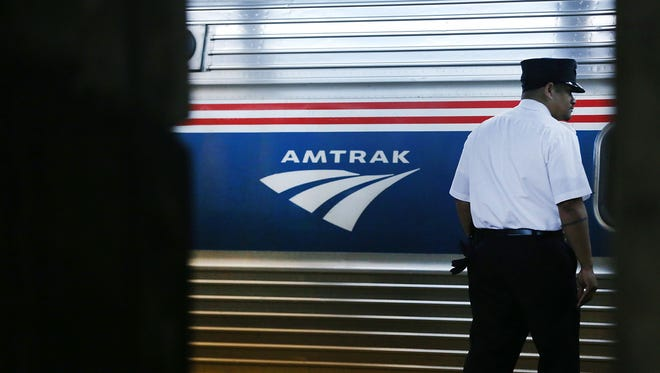 Amtrak is having a busy Easter weekend.