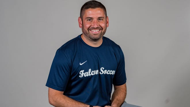 Stephen Devine, formerly the girls soccer coach at Episcopal School of Acadiana, has joined Teurlings Catholic as the boys soccer coach.