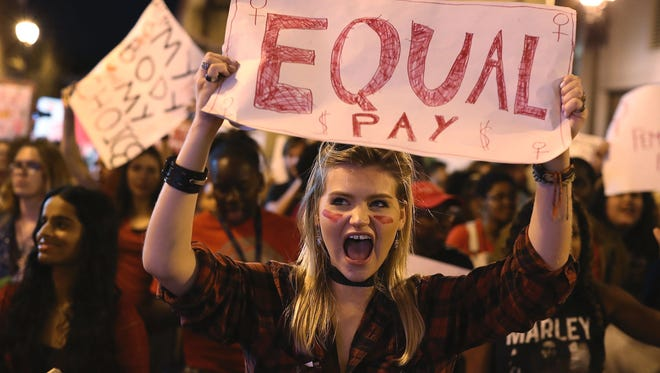 The gender wage gap is narrower in some states than others, but exists throughout the U.S.
