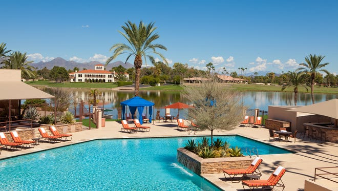 At The McCormick Scottsdale, there is definitely more than meets the eye at this newly inspired boutique hotel nestled at the shores of Camelback Lake.