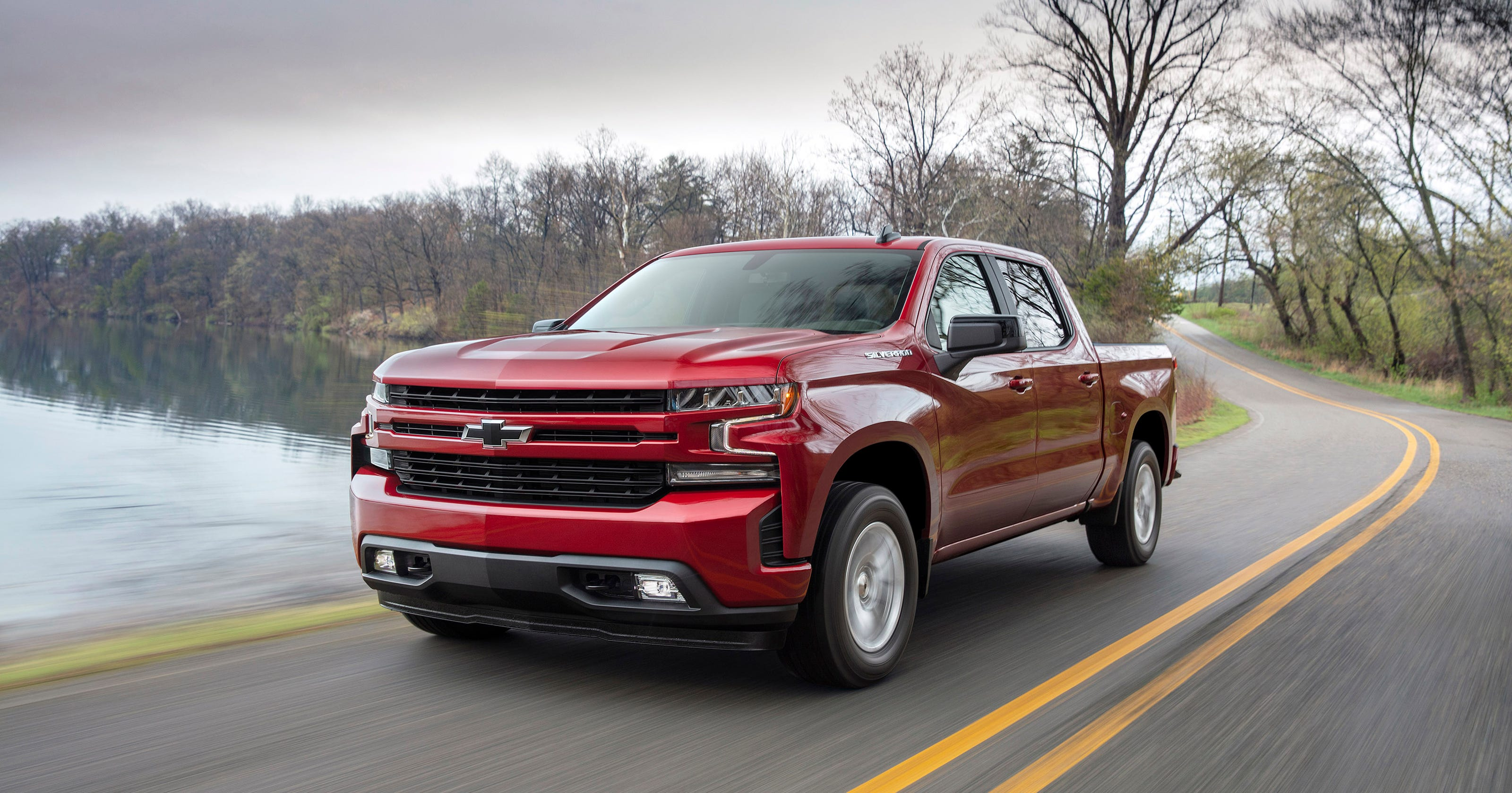 Chevrolet Diesel Pickup >> First Drive: Chevy Silverado adds four-cylinder  engine
