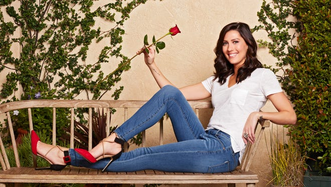 """THE BACHELORETTE - The gut-wrenching finish to Becca Kufrin's romance with Arie Luyendyk Jr. left Bachelor Nation speechless. In a change of heart, Arie broke up with America's sweetheart just weeks after proposing to her - stealing her fairytale ending and her future. Now, the humble fan favorite and girl next door from Minnesota returns for a second shot at love, starring on """"The Bachelorette,"""" when it premieres for its 14th season on MONDAY, MAY 28 (8:00-10:01 p.m. EDT), on The ABC Television Network (ABC/Craig Sjodin)"""