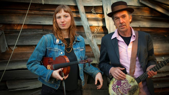 Rosie Newton and Richie Stearns, known to their fans as Richie & Rosie, are two of the Finger Lakes' most active musical ambassadors.