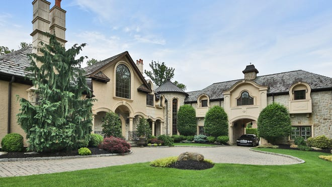 "Melissa and Joe Gorga, stars of ""The Real Housewives of New Jersey,"" are selling their 9,000-square foot mansion in Montville for $3,298 million."