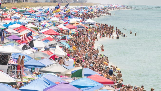 Escambia County voters will have a chance to weigh in on Pensacola Beach ownership and access issues during November's general election.