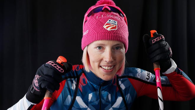 Kikkan Randall has been a pioneer in the sport of cross-country skiiing. She won Olympic gold with Jessie Diggins in Pyeongchang, the first U.S. female skiers to medal at a Winter Games.