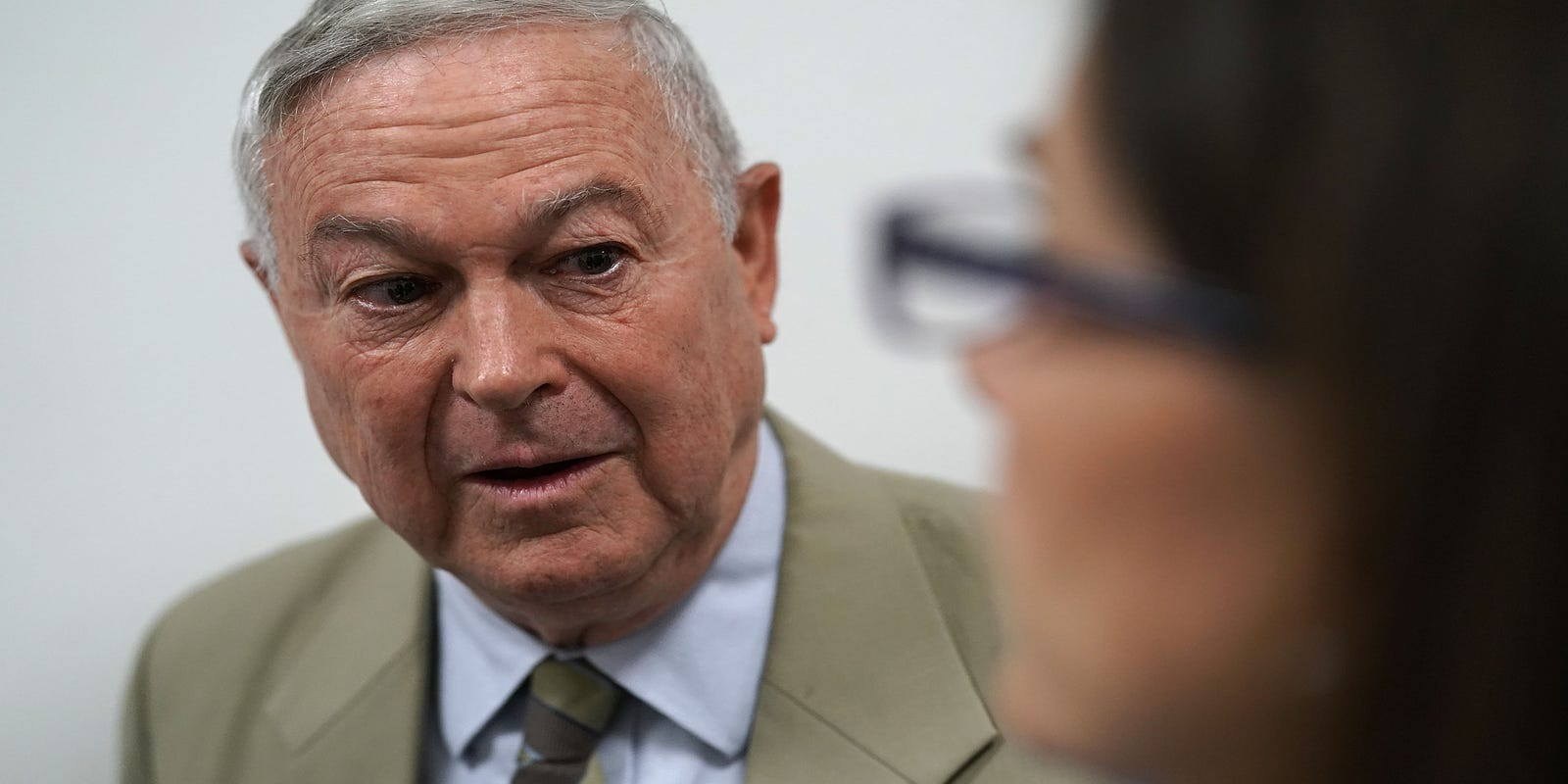 Former GOP Rep. Dana Rohrabacher says he attended Jan. 6 protests before US Capitol riot