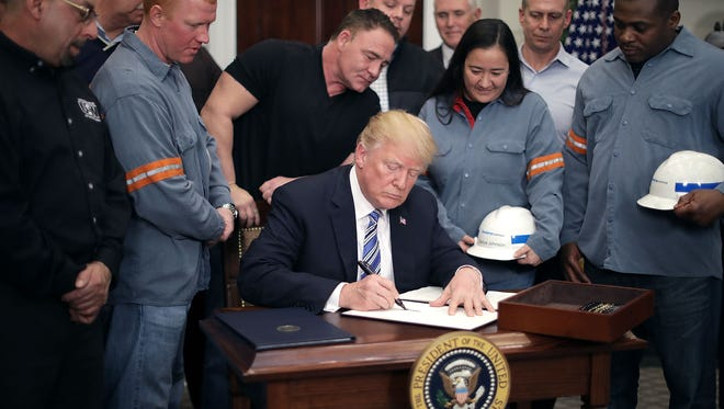 """Wolfram writes: """"It is time for the president to claim victory and end the trade war."""""""