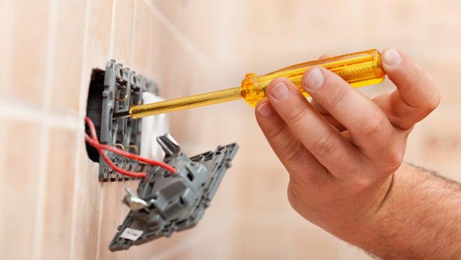 Electricians frequently report finding incorrect wire sizes where contractors were cutting corners, even in newer homes. (Dreamstime)