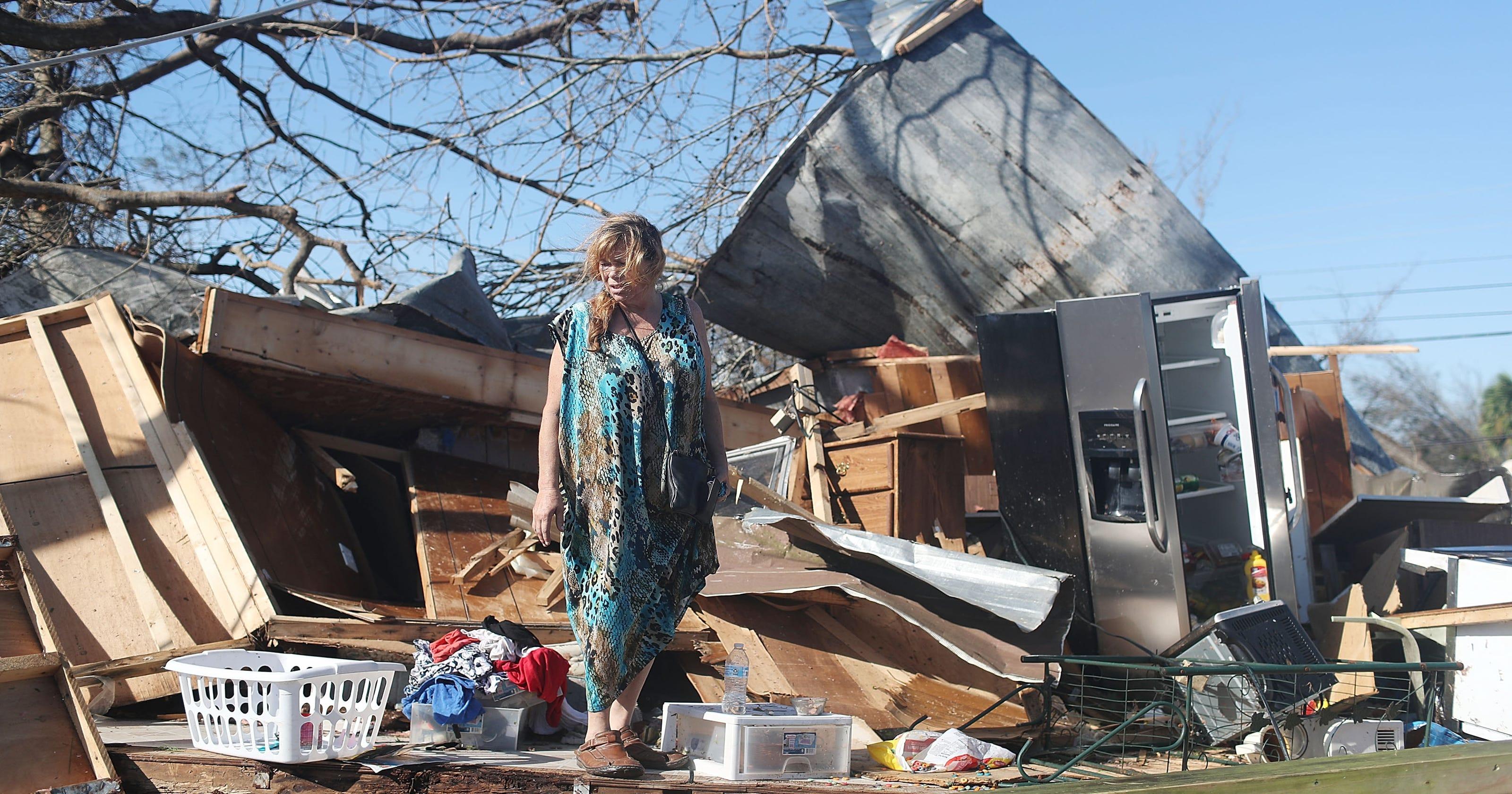 Hurricane Michael  Stronger than Katrina and Andrew at landfall e70e50438