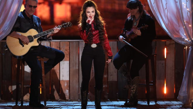 """The Voice"" champion Chevel Shepherd will perform Saturday, Jan. 26 at the Farmington Civic Center."