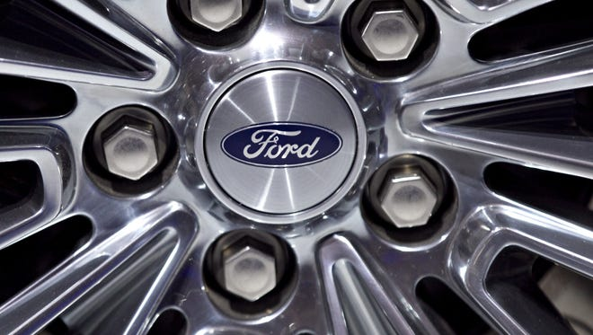 The final 257 employees at Ford's soon-to-close Automotive Components Holdings plant in Plymouth Township will be laid off in December.
