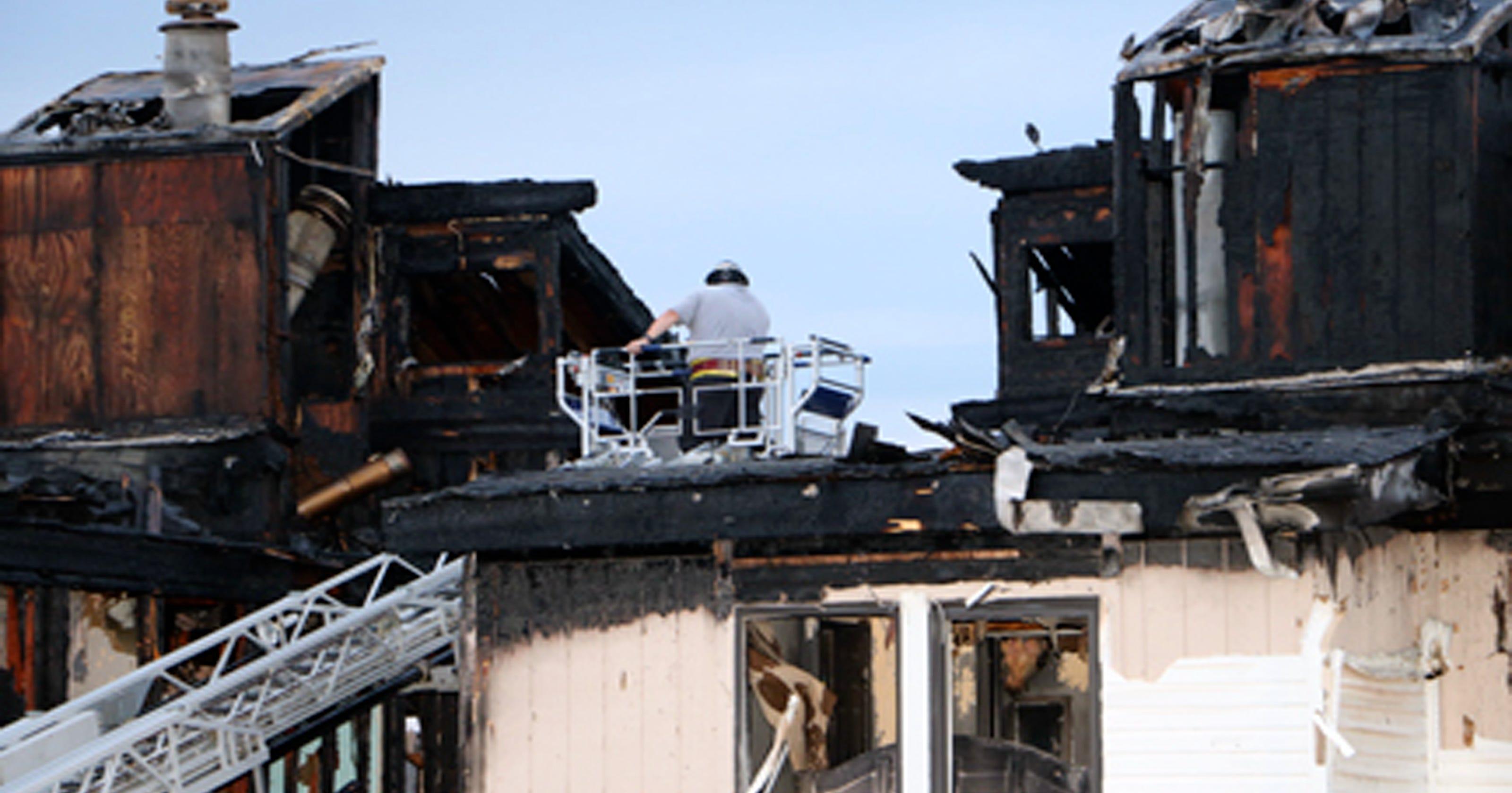 Osage Beach condo fire kills 4 young kids celebrating birthday