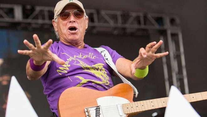 Jimmy Buffett will campaign for congressional hopeful Gwen Graham Oct. 29 at The Moon in Tallahassee.