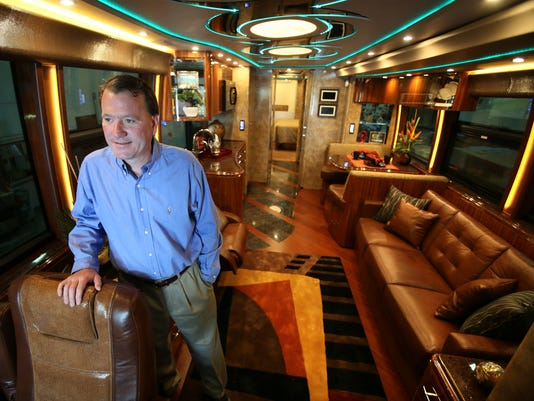 Lane County RV maker survived recession, comes back big time