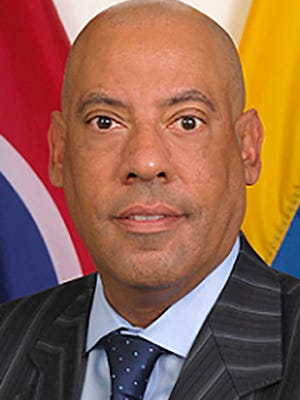 Mark Gwyn, Director, Tennessee Bureau of Investigation