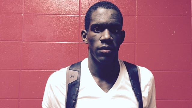 East Chicago Central wing Damien Jefferson