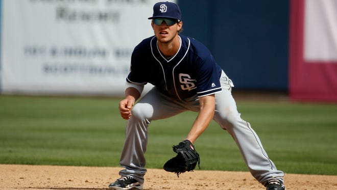 The Padres' Wil Myers, who is moving from the outfield to first base, has great upside -- if he can stay healthy.