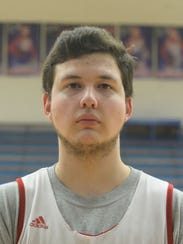 Noah Hartley, Union County boys basketball