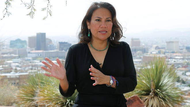 Veronica Escobar, the Democratic nominee for U.S. House District 16, says her win hasn't completely sunk in as she gears up for the November general election.