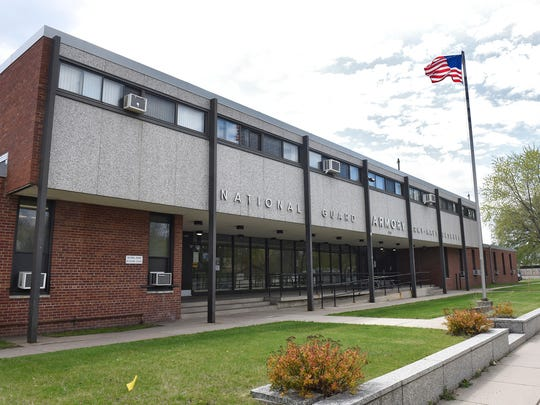A bonding request would provide funds for repairs and updates to the St. Cloud Armory.