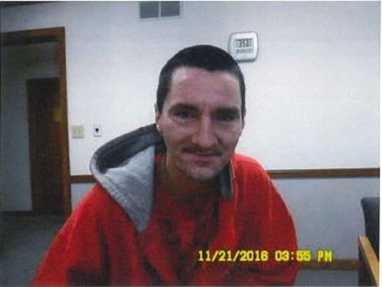 Harold May is one of six people wanted by Licking County