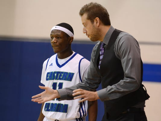College Bsketball: Shelton State at Eastern Florida