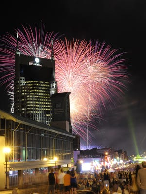 """The Fourth of July """"Let Freedom Sing!"""" festival downtown from 3 to 9 p.m. Sunday and noon-10 p.m. Monday is the ultimate in affordable holiday entertainment."""