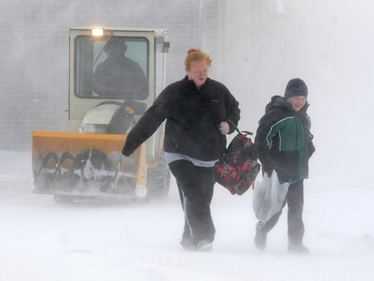 Winter Weather Minnesota