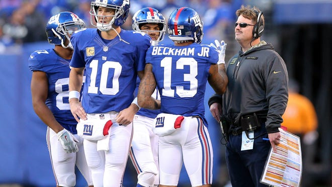 The New York Giants are 5-3 and welcome in the Cincinnati Bengals on Monday night football.