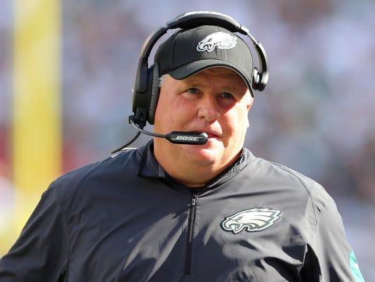 USP NFL: PHILADELPHIA EAGLES AT NEW YORK JETS S FBN USA NJ