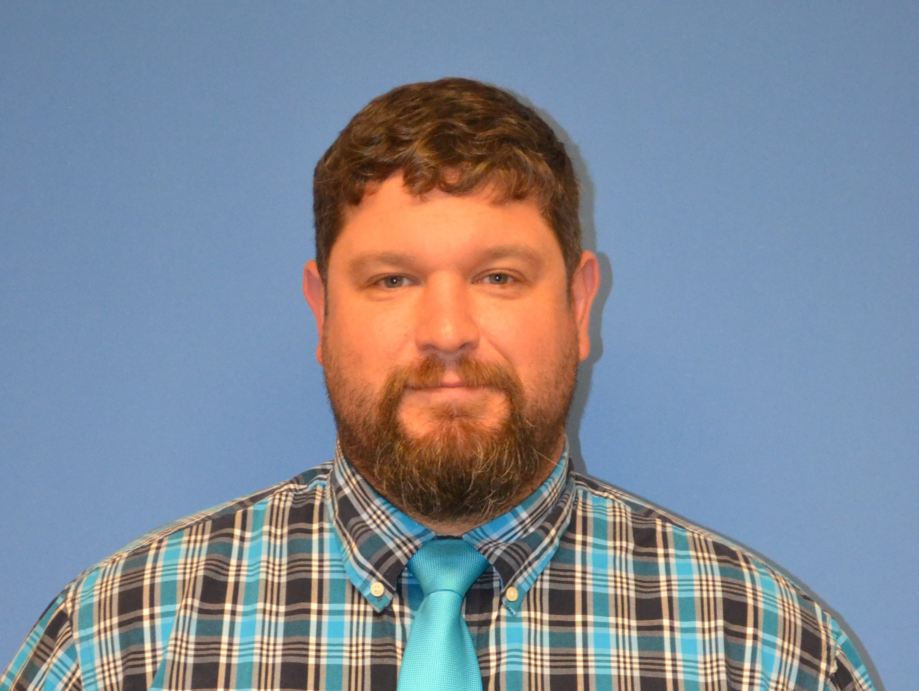 James Phillips is the new football coach at Andrews.