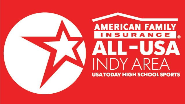 ALL-USA Central Indiana girls basketball team.