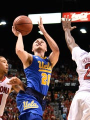 UCLA looks to have a tournament team but its profile