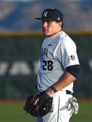 Former Nevada player Austin Byler is in the Arizona