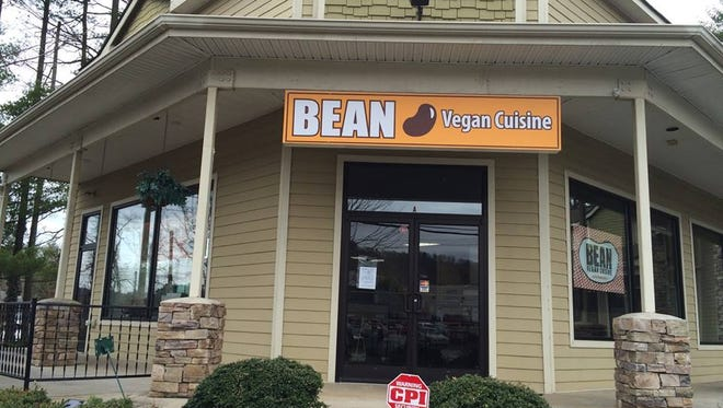Bean Vegan Cuisine will open in South Asheville this year.