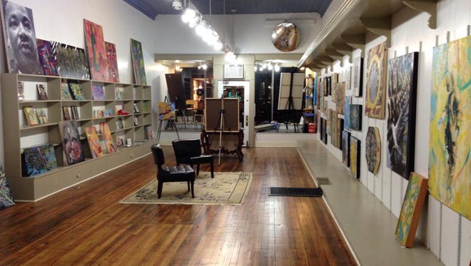 Dwell Collective Studio and Gallery will be closing its doors at 18 East Beverley St. on May 30.